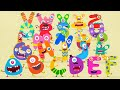 Learn ABC Alphabet Vocabulary | Learn ABC with Funny Cartoon Characters | Educational Games for Kids