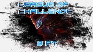 [ITA] DEVO FARE PENTAKILL!! - 9/100 PUNTI - League Of Challenge