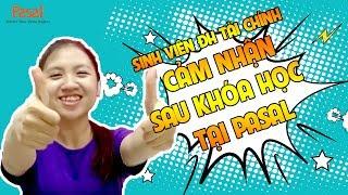 Sinh viên trường ĐH Tài chính-Marketing cảm nhận về Effortless English tại Pasal