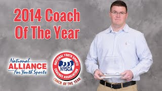 2014 Youth Sports Coach of the Year
