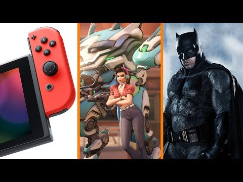 Nintendo SAVES Retail? + Overwatch Skins a Rip-Off? + The Batman Villain - The Know