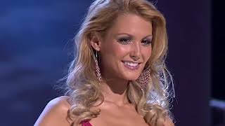 2006 Miss Universe: Top 5 Final Walk