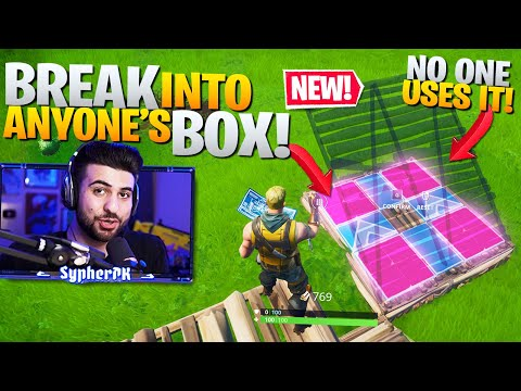 Get Into Boxes With This FORGOTTEN Stair Edit... (Fortnite Battle Royale)