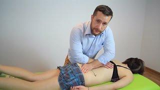 Powięź piersiowo-lędźwiowa. Masaż tkanek Głębokich i rozluźnianie mięśniowo-powięziowe.