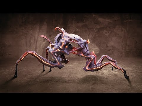 Creative Creature Design with Neville Page