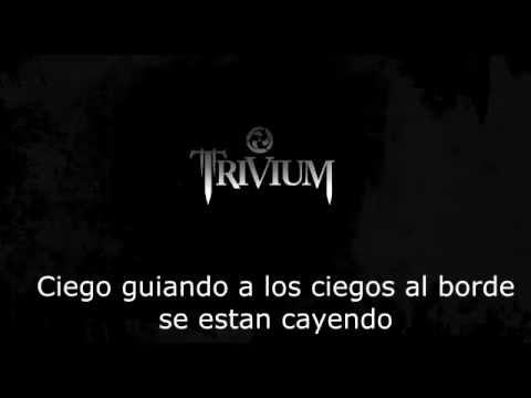 Trivium. Blind leading the blind. [subtitulada]