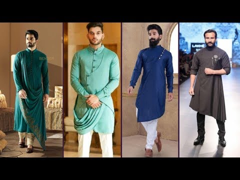 Latest Mens Kurta Pajama Design Collection  2019