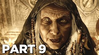 RESIDENT EVIL 8 VILLAGE Walkthrough Gameplay Part 9 - ROSEMARY (FULL GAME)