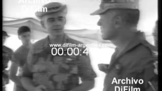 DiFilm - Relevan a Jefe de Fuerza Aérea de Estados Unidos (1990)