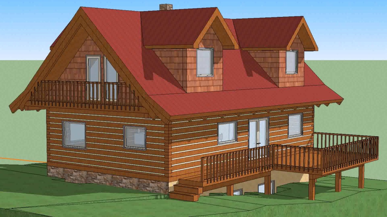 Drawing house plans in google sketchup gif maker for Google house design