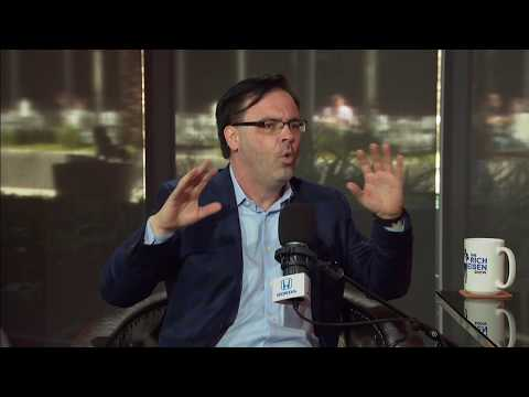 Sportscaster Mauro Ranallo Discusses Mental Health & More with Rich Eisen I Full Interview | 5/16/18