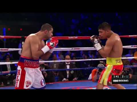 Jessie Vargas vs Sadam Ali (Keith Thurman) Film Study ... Precise Presenter