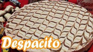The Most Amazing Cake - Despacito  Easy Cake Recipe  Chocolate Cake  Brazilian Cake Despacito