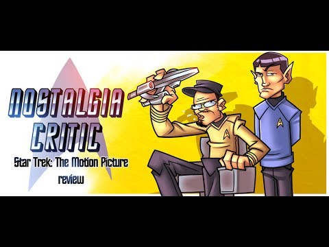 Star Trek: The Motion Picture - Nostalgia Critic