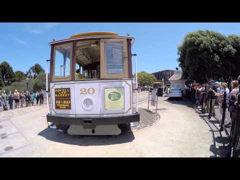 Cable Cars and Lunch - July 13, 2015