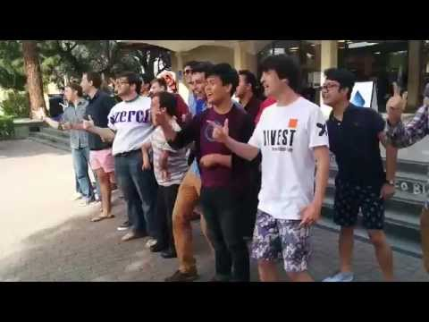 Stanford Magical a Capella singing surprise event!