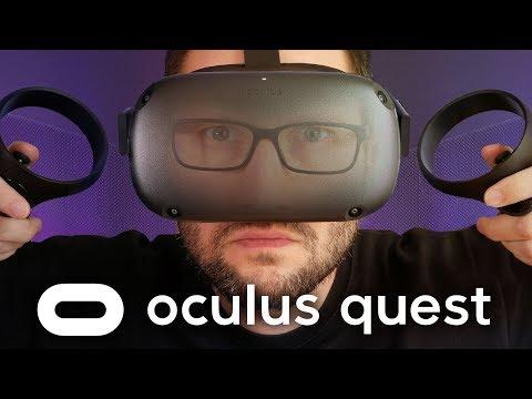 Oculus Quest - Test Przenośnych Gogli VR