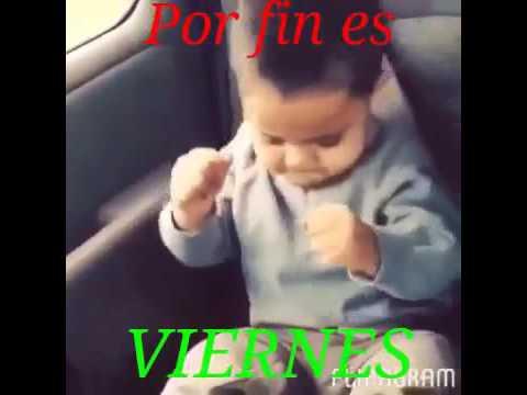 Hoy Es Viernes Fiesta Fiesta Youtube