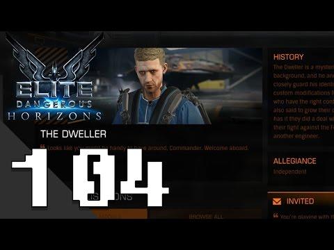 The Engineers! - Elite: Dangerous Horizons - Episode 104