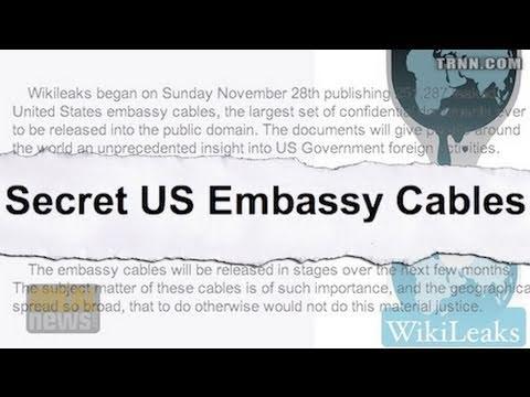 Wikileaks and Iran