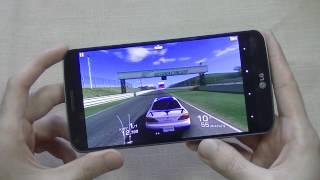 LG G Flex. Смартфон с целительными свойствами