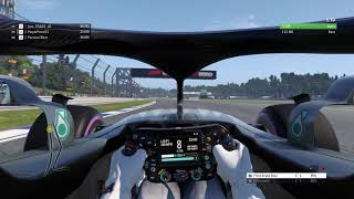 F1 2018 Late Braking Racing League Season 2 Practice | Round 6 - Germany