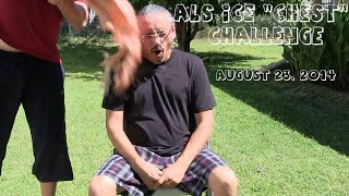 "Als Ice/food ""chest"" Challenge. 20 Lbs Of Ice. Just Eat It Style!"