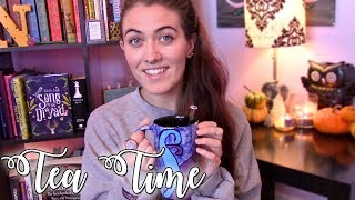 TEA TIME #10: How I Feel About My Book Release