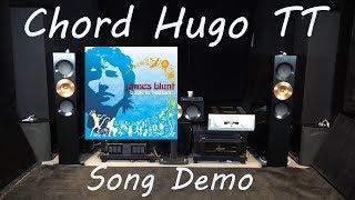 Hugo TT James Blunt You're Beautiful - Live Recorded - Chord Electronics Hugo TT Dac Demo Review