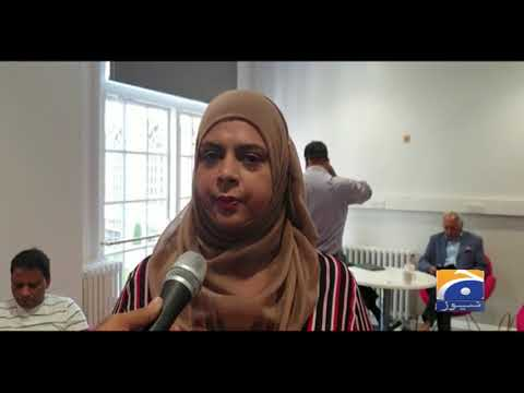 Overseas Pakistanis, Kashmiris condemn Indian brutality in Occupied Kashmir