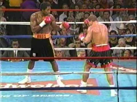 DBBH - Lennox Lewis -vs- Tommy Morrison (October 7th, 1995)...PART 1