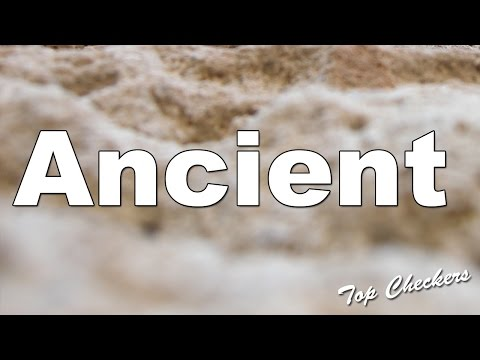 Checkers - Ancient