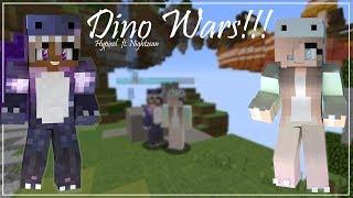 Dinowars!!! | Hypixel (ft. Nightzean)