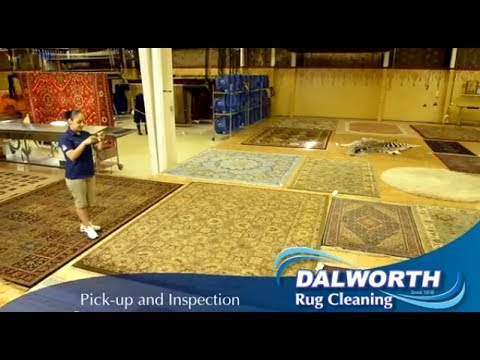 Dalworth Rug Cleaning S Oriental Persian Method