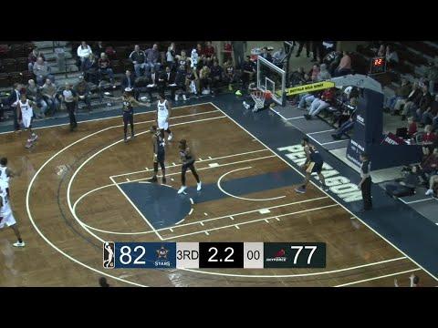Larry Drew II (25 points) Highlights vs. Salt Lake City Stars