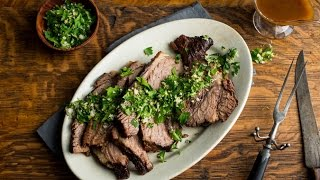 Braised Brisket With Horseradish Gremolata | Melissa Clark Recipes | The New York Times