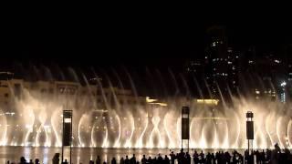 Dubai 2011 - Dubai Fountain - Abdul Majeed Abdullah -- Ensan Aktar
