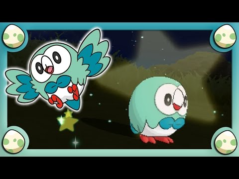 how to get shinies in pokemon sun and moon