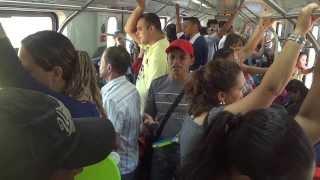 Repentistas cantam no Trem da #CPTM