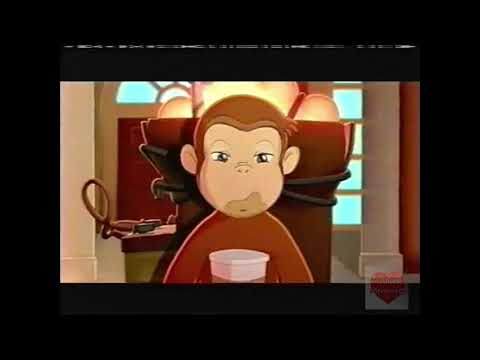 Curious George | Feature Film Movie | Television Commercial | 2006