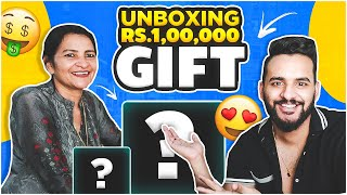 Unboxing Rs.1,00,000 Gift @Fukra insaan