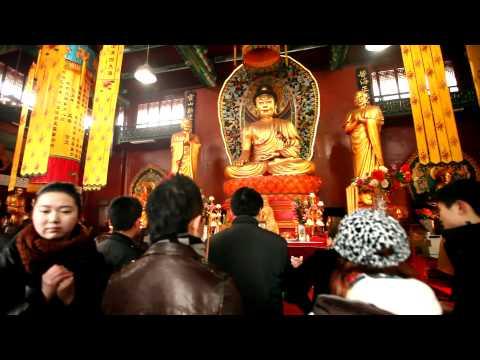 Hong Fu Temple - Guiyang, Guizhou Province