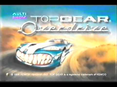 190 Top Gear Overdrive [parte 1 & E3] (1999)