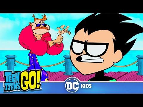Teen Titans Go Gizmos Day Off Dc Kids Youtube
