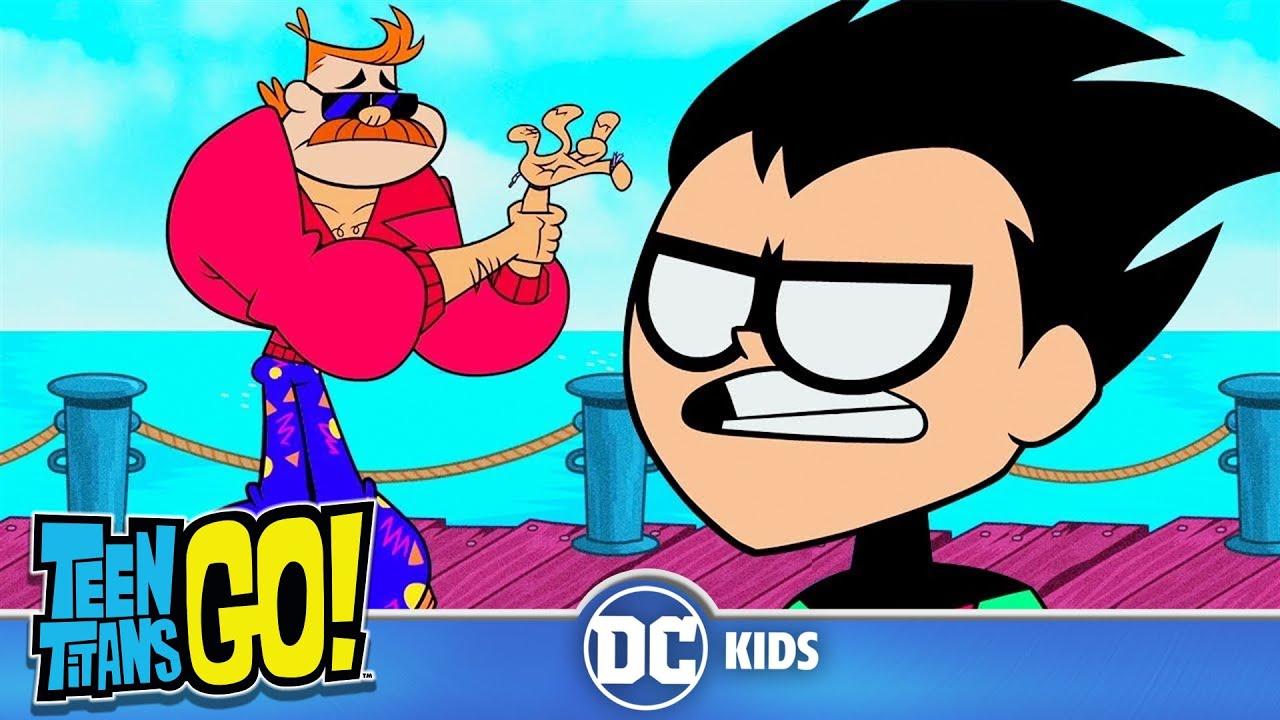 Teen Titans Go! | Gizmo's Day Off | DC Kids - YouTube