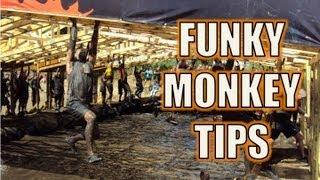 Tough Mudder Funky Monkey Tips
