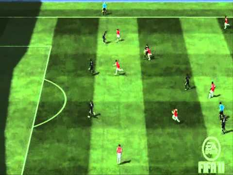Fifa 11 - top ten goals