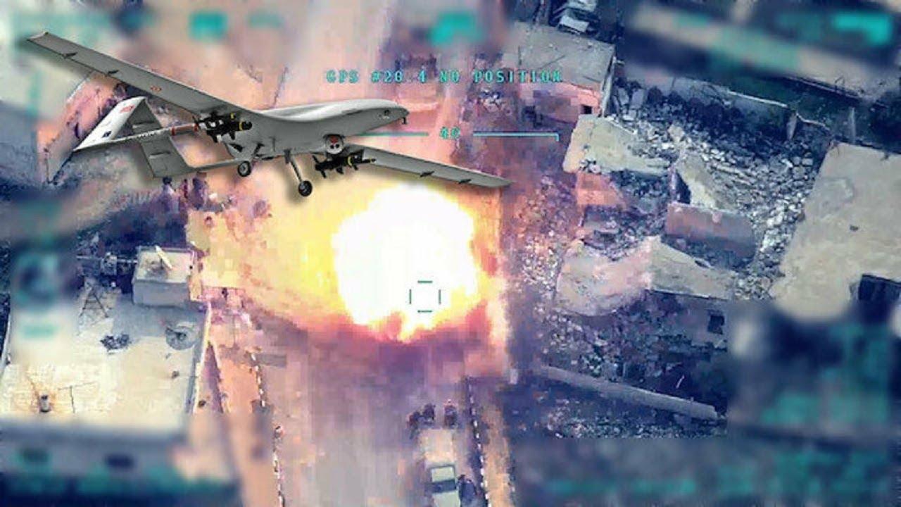 BAYRAKTAR TB2'LER LİBYA'DA DESTAN YAZDI! - HERŞEY VURULUYOR! (YENİ GÖRÜNTÜLER) #Libya