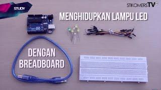 Belajar Arduino - Menyalakan LCD