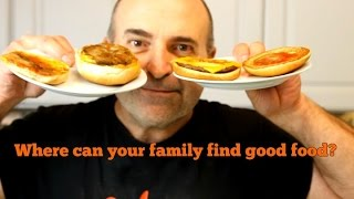 Where Can Your Family Find Good Food? Burger Weekend - Episode 1
